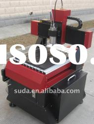 2011 new SUDA mini cnc router with wheels