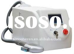 2012Newest mini IPL hair removal and skin care machine