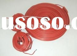 220V 30-750W water proof silicone band heater for pipes CE