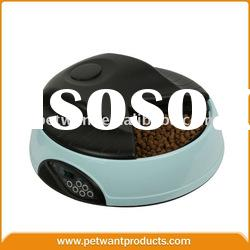 4 Meal LCD Clock Automatic Pet Feeder Dog Feeder