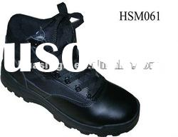 4''best quality SWAT safety military boots,police boots