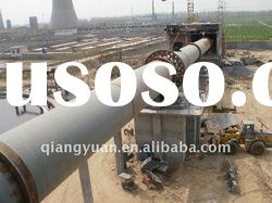China Most Popular Zinc Oxide Rotary Kiln with ISO9001 certificate