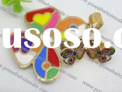 Chinese stainless steel Jewelry Set with Enamel wholesale