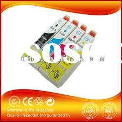 Compatible ink cartridge epson T1241, T1242, T1243, T1244, use on TX125