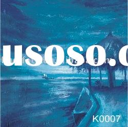 Hand painted scenic backdrop series-K0007