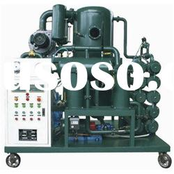 High Vacuum Cooking oil purifier / Edible Oil Purification Systems