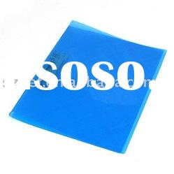 Hot selling plastic paper folder clear file folder