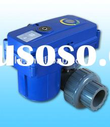 KLD160 2-way motorized ball valve for automatic control,water treatment,chemical process