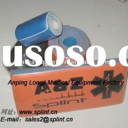 Medical equipment Disposable Medical Supplies plastic universal splint