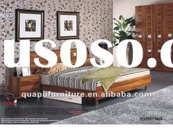 Moden style bedroom furniture-bed