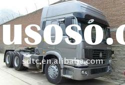 SINO HOWO LHD drive tractor truck