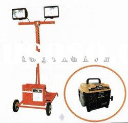 Tencogen super performance 2*175W mobile gasoline light tower