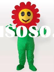 The Giggling Sun Flower Adult Mascot Funny Costume