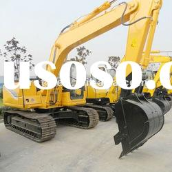 WY150 excavator spare part with 0.52m3 bucket capacity