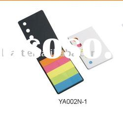 colorful sticky note /sticky notepad / adhesive note /promotion gift