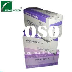 Dental Suture Absorbable Vicryl Thread For Sale Price