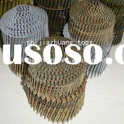 galvanized coil roofing nails