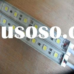 hot sale high quality super bright smd 5050 led rigid bar 12v