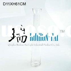 hot selling large glass vases