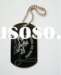 metal engraved pet tag for pet decoration gift