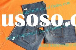 new design cotton slub jeans denim fabric jean fabric