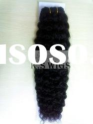 raw hair jerry curl 100g/pcs accept sample order