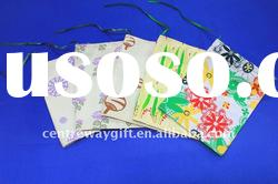 small flower pattern cloth book cover