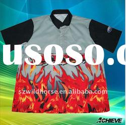 sublimation printed racing wear