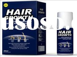 Herbal extract anti-hair loss spray from China top hair growth manufacturer