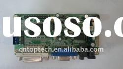 "Support Dual/Single 15""-22"" LVDS multi-purpose LCD monitor main board (5621V1.1)"