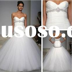 WD5677 Sweetheart Tulle The Most Popular Wedding Dresses