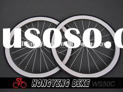 carbon bike wheels,road cycle wheels with white color