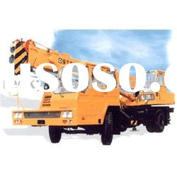 12t ISO Certificated and Powerful Hydraulic mobile crane with high quality