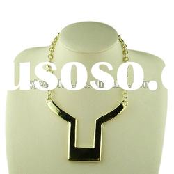 2012 new fashion alloy pendant necklace jewelry
