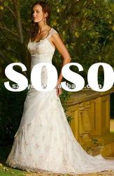 2012 new style lace embroidery plus size Exquisite Bridal Mermaid Wedding Dress
