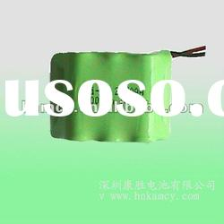 400mah 2/3AAA rechargeable nimh battery pack