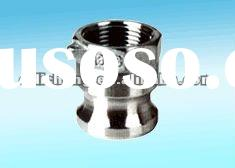 Casting Stainless Steel quick coupling type A Manufacture
