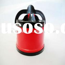 Nd-022 Small knife sharpener with suction pad,best price,best quality