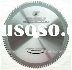 TCT circular saw blades for wood cutting with occasional nails