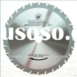 TCT circular saw blades for wood rip cutting