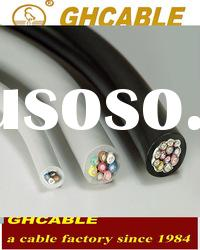 UL CE ISO SASO CERTIFICATION PVC Insulated Multicore Control Cable