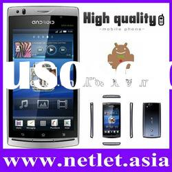 """2012 China Newest High Quality MT6513 OEM 4.1"""" Android Phone"""