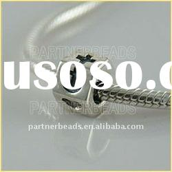 2012 Hot sale sterling silver charms for charm bracelets