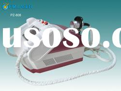 2012 best fast weight loss machine with 808nm diode laser, RF and vacuum