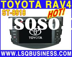 2 Din 7 inch Toyota RAV4 Car DVD Player with GPS Navigation system! hot selling!