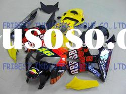 Aftermarket motorcycle part complete fairings kit for CBR600RR 05-06 RESPOL