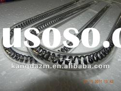 Carbon fiber heating element with CE