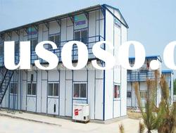 China Prefabricated House light steel frame Dormitory