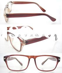 Clear Fake Acetate Reading Glasses (RP9665)