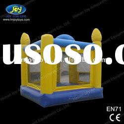 Commercial and cheap PVC children castle